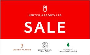 UNITED ARROWS LTD. SALE